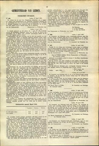 Handelingen van de Raad 1881-04-17
