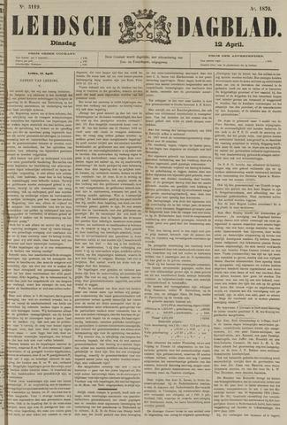 Leidsch Dagblad 1870-04-12