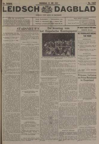 Leidsch Dagblad 1937-05-12