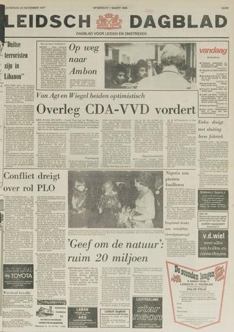 Leidsch Dagblad 1977-11-26