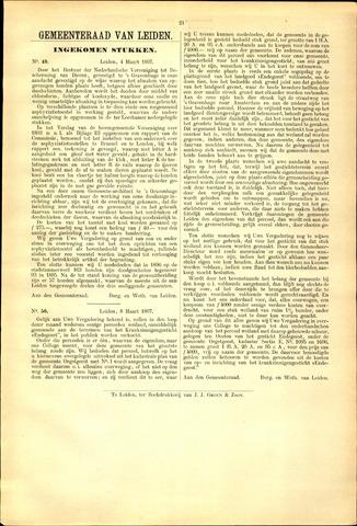 Handelingen van de Raad 1897-03-04