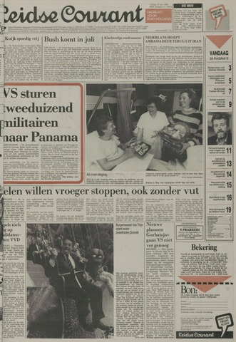 Leidse Courant 1989-05-12