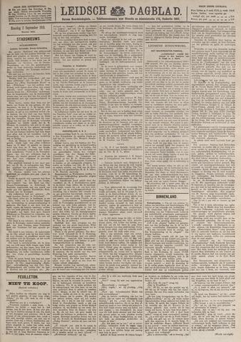 Leidsch Dagblad 1919-09-02