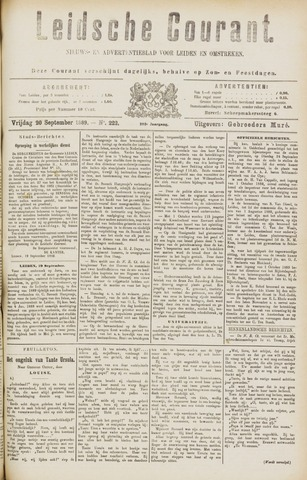 Leydse Courant 1889-09-20