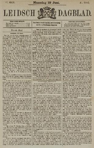 Leidsch Dagblad 1882-06-19