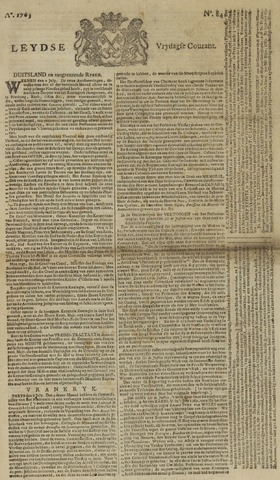 Leydse Courant 1763-07-15