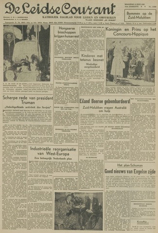 Leidse Courant 1950-06-12