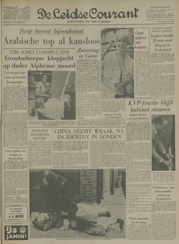 Leidse Courant 1967-08-30