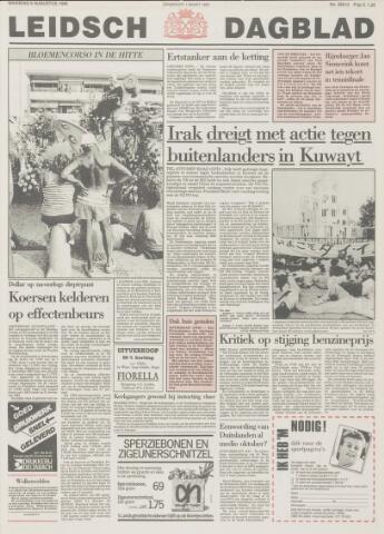 Leidsch Dagblad 1990-08-06