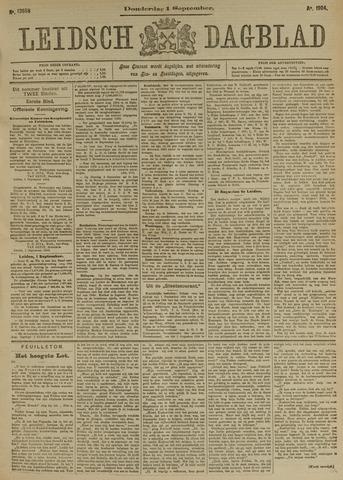 Leidsch Dagblad 1904-09-01