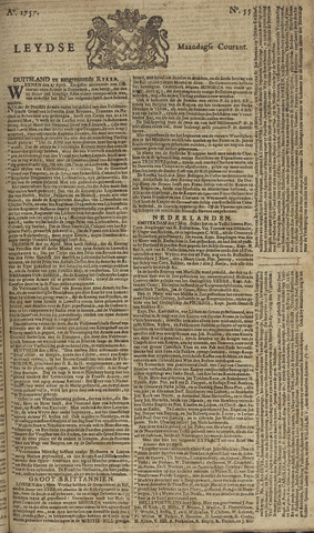 Leydse Courant 1757-05-09