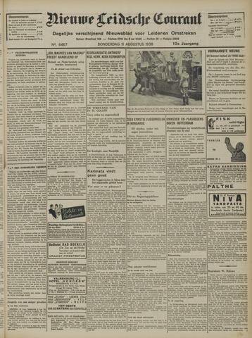 Nieuwe Leidsche Courant 1938-08-11