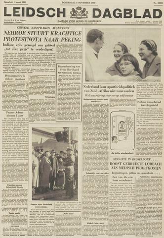 Leidsch Dagblad 1959-11-05