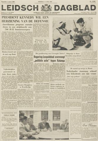 Leidsch Dagblad 1961-07-11