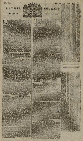 Leydse Courant 1807-01-26