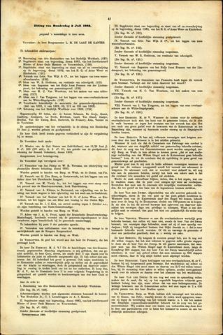 Handelingen van de Raad 1883-07-05