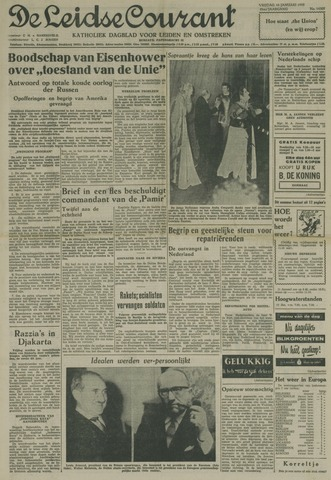 Leidse Courant 1958-01-10