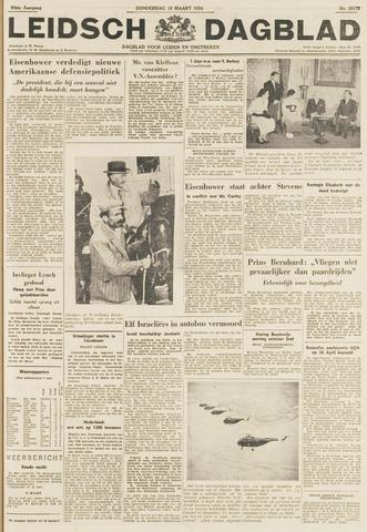 Leidsch Dagblad 1954-03-18