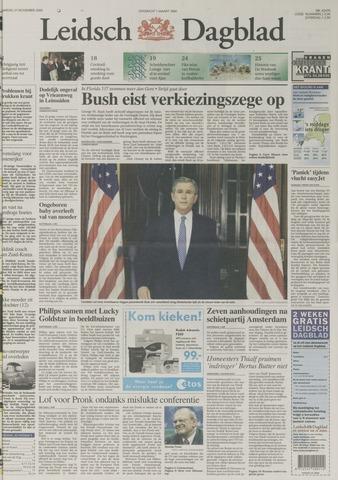Leidsch Dagblad 2000-11-27