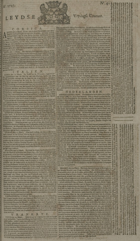 Leydse Courant 1743-04-05