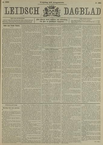 Leidsch Dagblad 1911-08-25