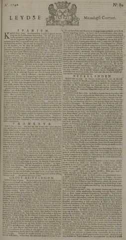 Leydse Courant 1740-07-04