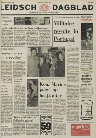 Leidsch Dagblad 1974-04-25