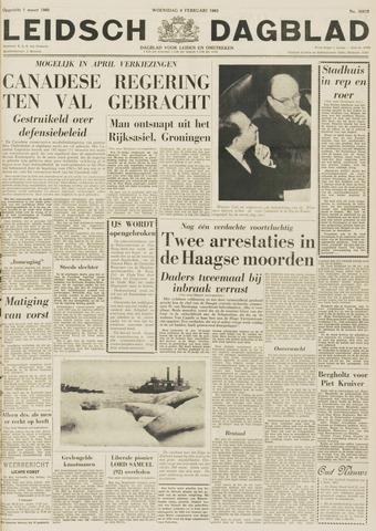 Leidsch Dagblad 1963-02-06