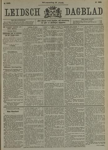 Leidsch Dagblad 1909-06-09