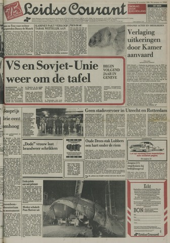 Leidse Courant 1984-11-22
