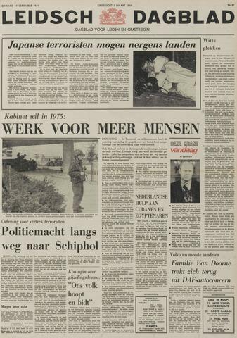 Leidsch Dagblad 1974-09-17