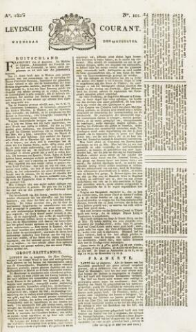 Leydse Courant 1826-08-23