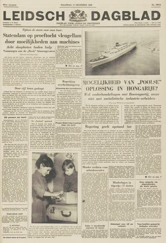 Leidsch Dagblad 1956-12-17