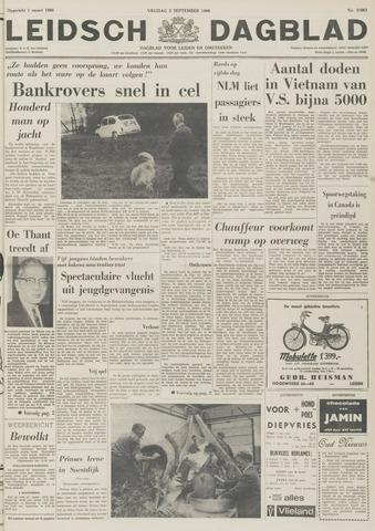 Leidsch Dagblad 1966-09-02