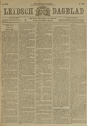 Leidsch Dagblad 1904-04-06