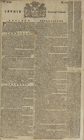 Leydse Courant 1759-10-15