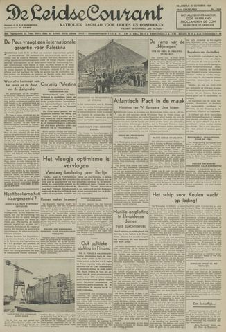Leidse Courant 1948-10-25