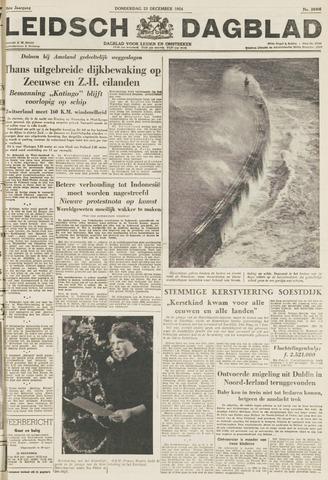 Leidsch Dagblad 1954-12-23