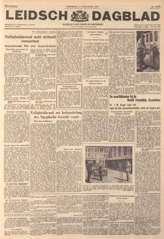 Leidsch Dagblad 1947-08-27
