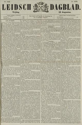 Leidsch Dagblad 1870-08-19