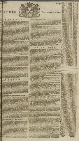 Leydse Courant 1773-08-11