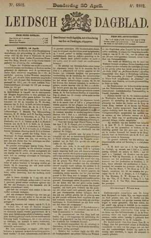 Leidsch Dagblad 1882-04-20