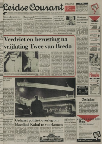 Leidse Courant 1989-01-28