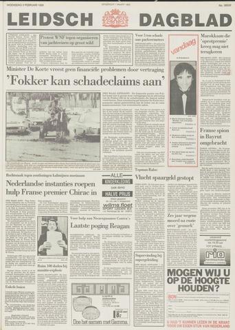 Leidsch Dagblad 1988-02-03
