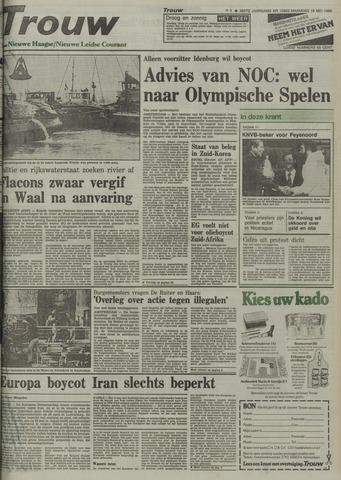 Nieuwe Leidsche Courant 1980-05-19