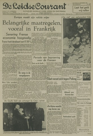 Leidse Courant 1958-12-29