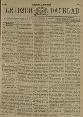 Leidsch Dagblad 1907-02-09
