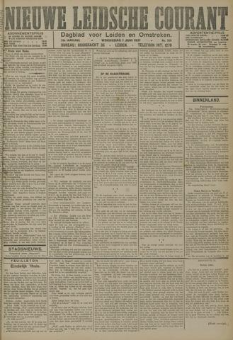 Nieuwe Leidsche Courant 1921-06-01
