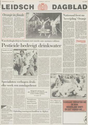 Leidsch Dagblad 1988-06-22