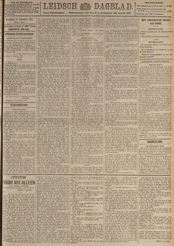 Leidsch Dagblad 1921-12-14